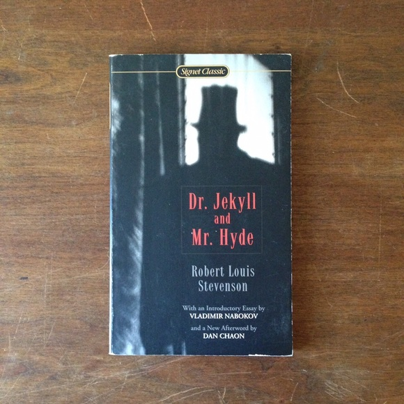 """""""Dr. Jekyll And Mr. Hyde"""""""